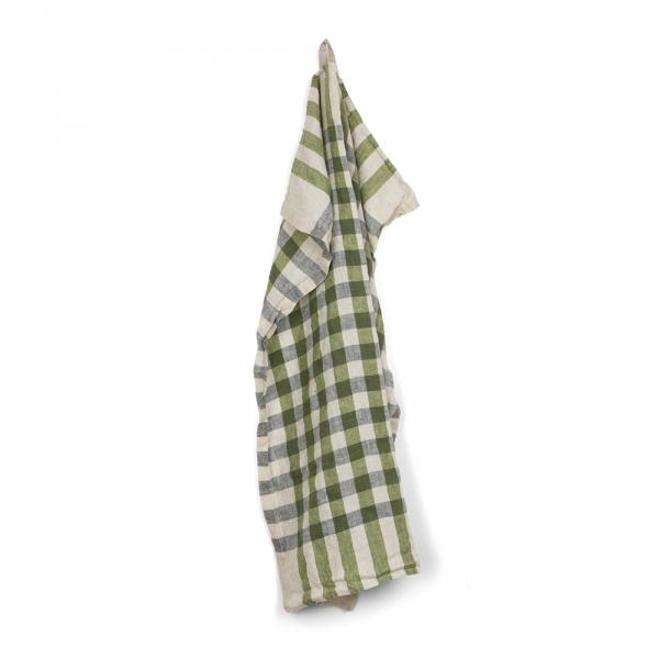 Ecolier kitchen towel - Green