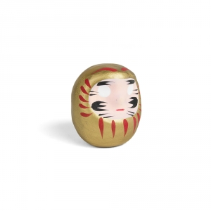 Mini Daruma - Yellow