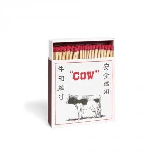 Boîte d'allumettes - Cow