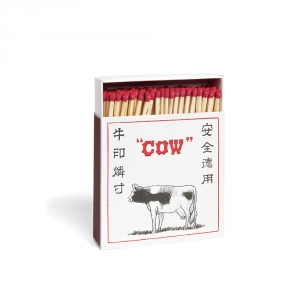 Matchbox - Cow