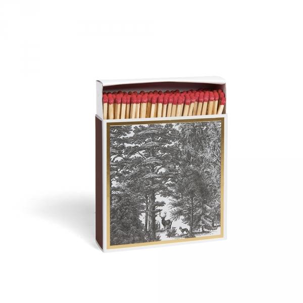 Boîte d'allumettes - Enchanted forest - Archivist Press