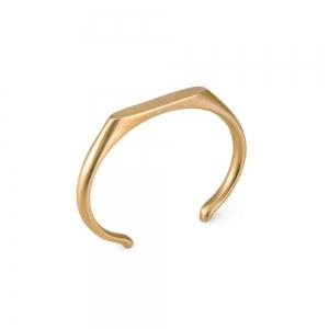 FOUNDRY - Bracelet en laiton
