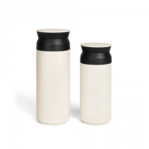 TRAVEL TUMBLER - White
