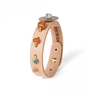 Bracelet en cuir N°3 - Pièce ancienne