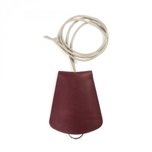 Key holder - Burgundy Baranil