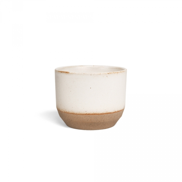 CERAMIC LAB cup - White