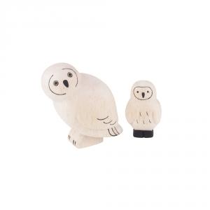 POLE POLE - Pair owl