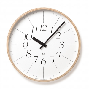 RIKI OPTIMA wall clock - L