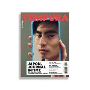 Tempura magazine n°1 - Japon, journal intime