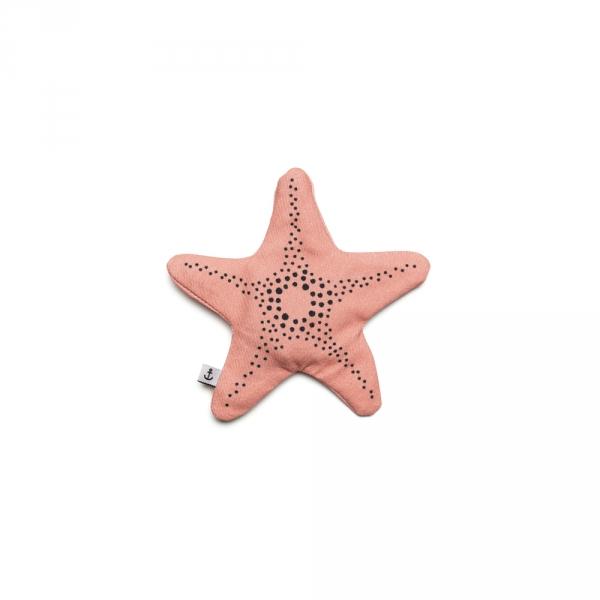 Purse - Pink starfish