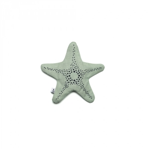 Purse - Aqua starfish