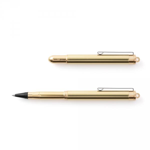 Rollerball pen - brass
