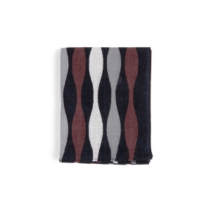 Handkerchief - Wavy stripes