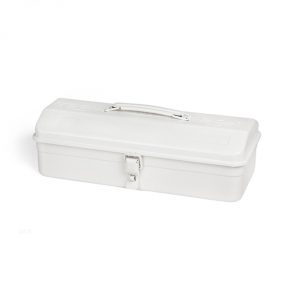 Large tool box - White