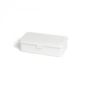 Small tool box - White
