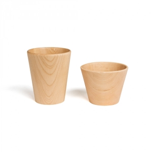Wooden bowl - 2 sizes