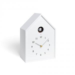 "Horloge murale ""Birdhouse"" - LEMNOS"