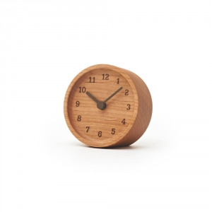 """Muku"" desk clock"