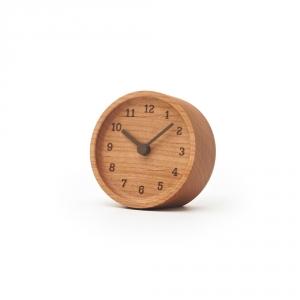 MUKU - Horloge de bureau - Aulne - Lemnos