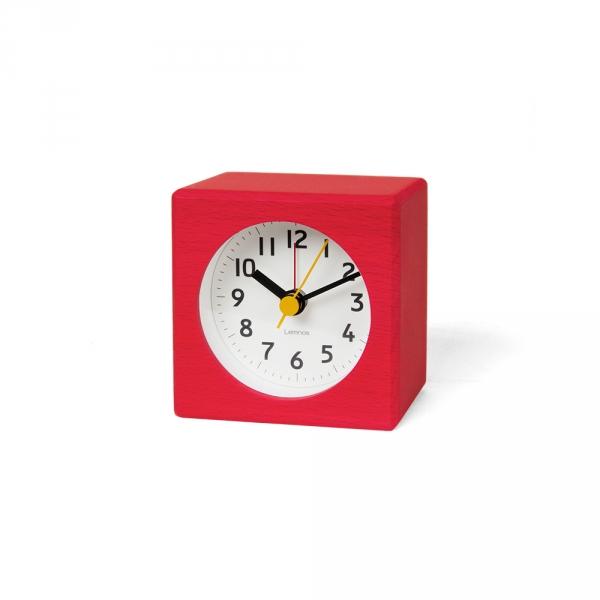 FARBE Alarm clock - Red