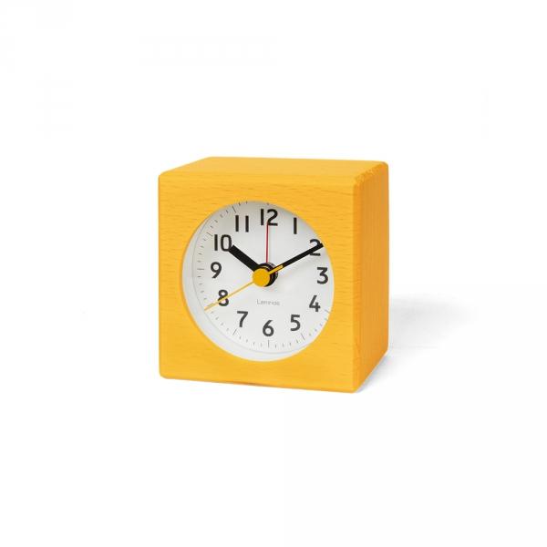 FARBE Alarm clock - Yellow