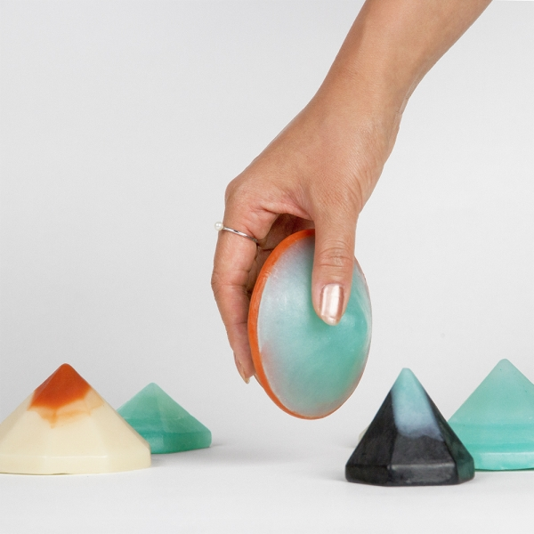 PARADOXE N°3 - Green tea soap