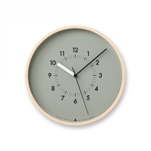AWA SOSO wall clock - Grey