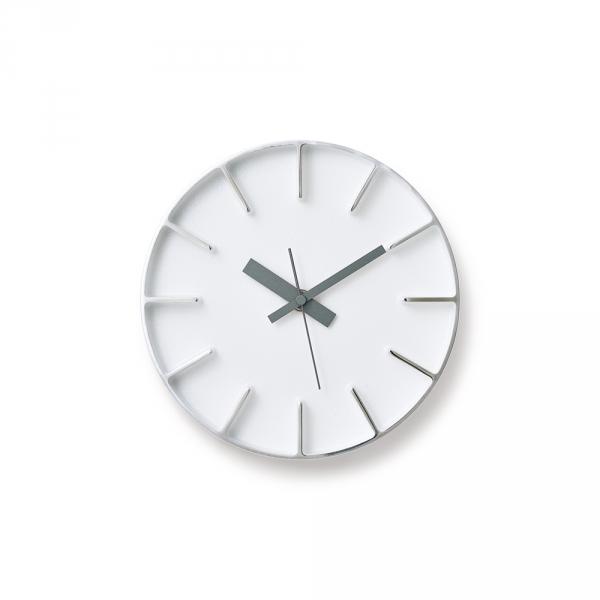Horloge EDGE - Blanc