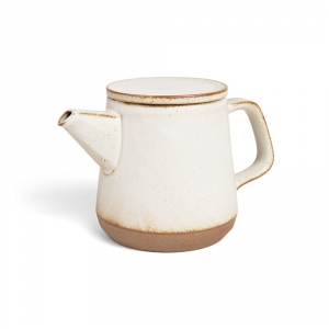 CERAMIC LAB teapot 500ml - White