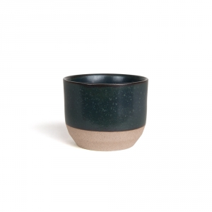 CERAMIC LAB cup - Black