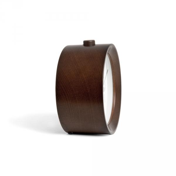 RIKI Alarm clock - Brown