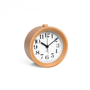 RIKI Alarm clock - Natural