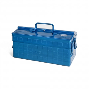 Large tool box - Blue