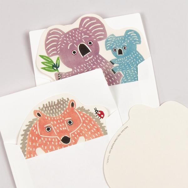 Postcard - Hedgehog