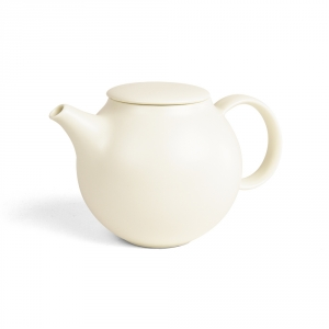 PEBBLE 500ml teapot - White