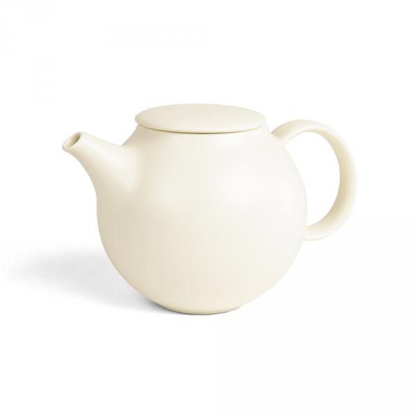 PEBBLE 500ml teapot - White