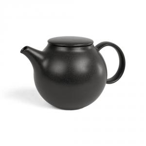 PEBBLE théière 500ml - Noir