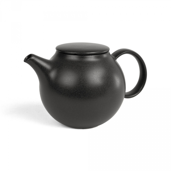 PEBBLE 500ml teapot - Black