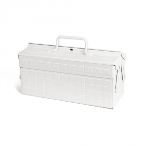 XLarge tool box - White