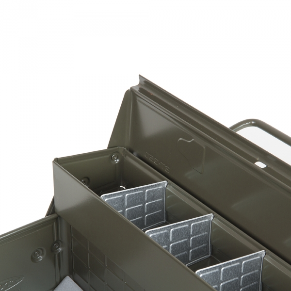 Boite à outils XL - Bleu - TOYO STEEL