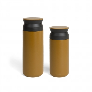 Gourde TRAVEL TUMBLER - COYOTE - KNTO