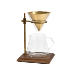 "Kit dripper ""Slow Coffee"" - KINTO"