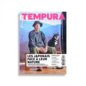 Magazine Tempura n°3 - Les japonais face à leur nature