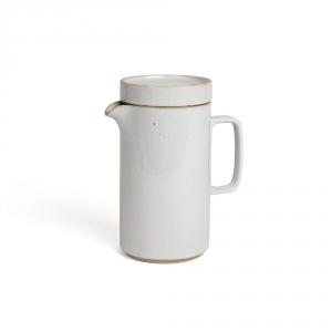 500ml tall tea pot - Gloss grey