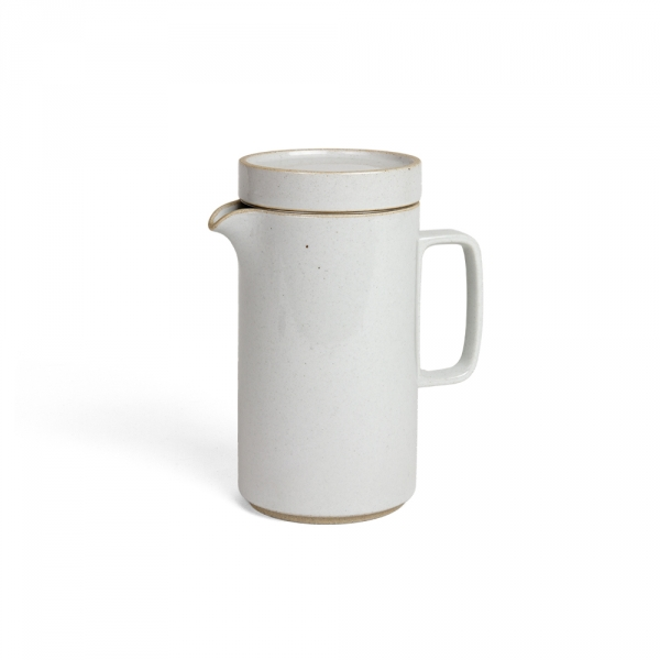 500ml tall tea pot - Gloss grey