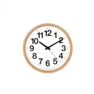 """Horloge murale """"clock A"""" - Lemnos"""