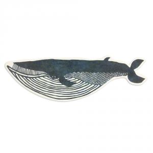 Maxi carte postale - Baleine - Kata Kata