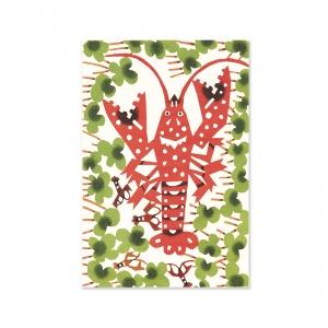 Carte postale - Ecrevisse