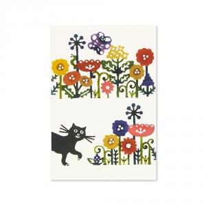 Carte postale - Le chat