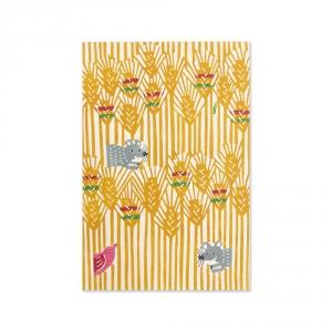 Mouse - postcard